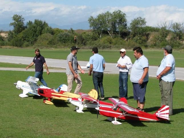 Πανελλήνιος Αγώνας Αερομοντελιστών-Οκτώβριος 2015