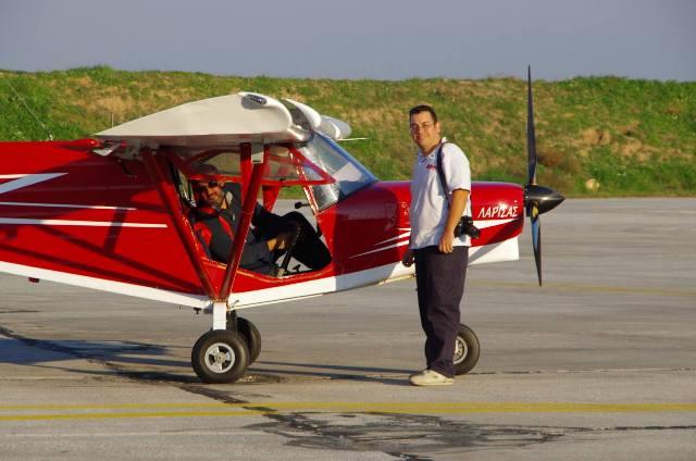 πτήσεις εθισμού Αερολέσχης Λάρισας